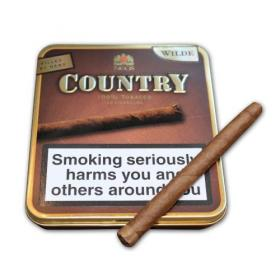 Neos Country Wilde Cigarillos – Tin of 20